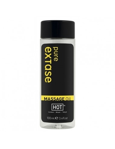 Óleo De Massagem Pure Extase Hot - 100ml - PR2010318855