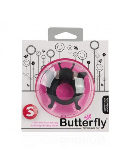 Anel Vibratório Butterfly Black - PR2010305129
