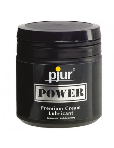 Lubrificante Pjur Power Premium Cream - 150ml - PR2010301984
