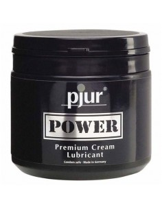 Lubrificante Pjur Power Premium Cream - 500ml - PR2010302505