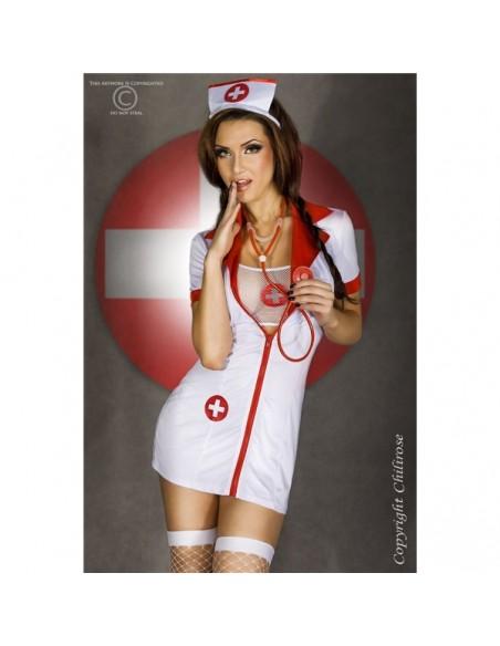 Fantasia De Enfermeira Cr-3305 - 40-42 L/XL - PR2010318831