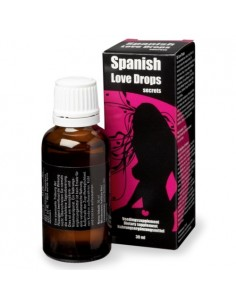 Gotas Spanish Love Drops Secrets