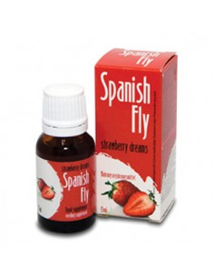 Gotas Spanish Drops Morango
