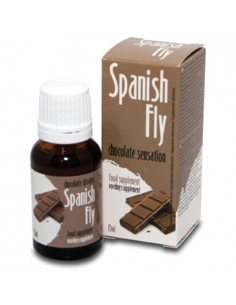 Gotas Spanish Fly Chocolate