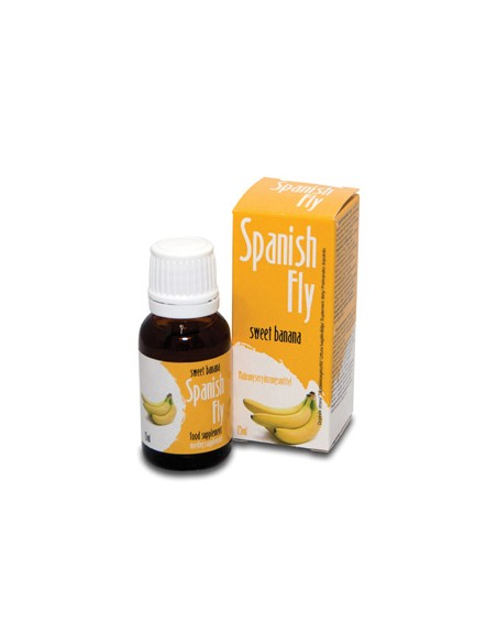 Gotas Spanish Fly Banana - 15ml - PR2010301540