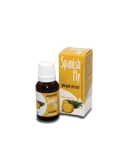 Gotas Spanish Fly Ananás - 15ml - PR2010301538