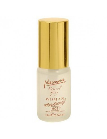 Perfume Com Feromonas Natural Spray Woman Extra Forte - 10ml - PR2010301176