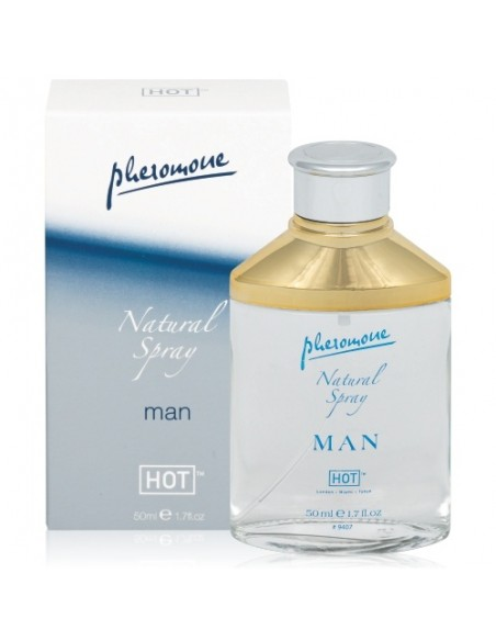 Perfume Com Feromonas Natural Spray Man - 50ml - PR2010319011