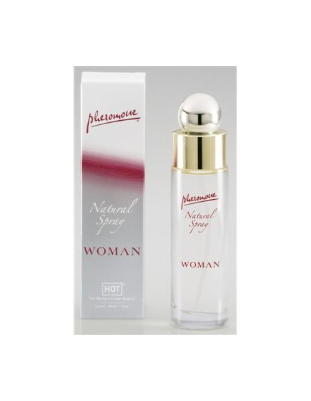 Perfume Com Feromonas Natural Spray Woman
