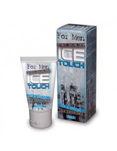 Creme Íntimo Ice Touch Para Homem