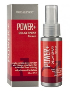 Spray Retardante Power + Delay