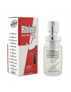 Spray Retardante Rhino Long Power Spray Hot - 10ml - PR2010302539
