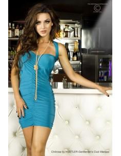 Vestido Cr-3164 Turquesa