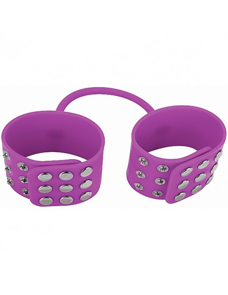 Algemas De Silicone Silicone Cuffs Roxas