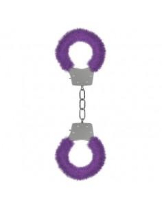 Algemas Com Peluche Beginner's Furry Handcuffs Roxas