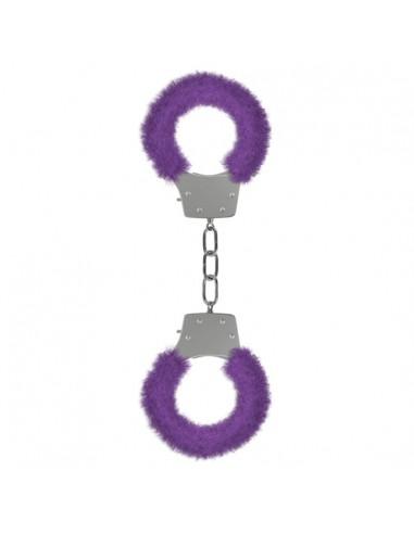 Algemas Com Peluche Beginner's Furry Handcuffs Roxas - PR2010314486