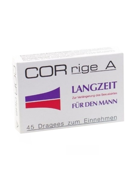 Corrige A 45 Comprimidos - PR2010301385