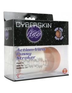 Masturbador Ice Action-View Vagina