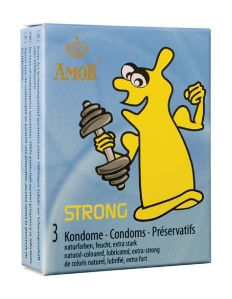 Preservativos Strong