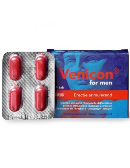 Cápsulas Estimulantes Venicon Para Homem