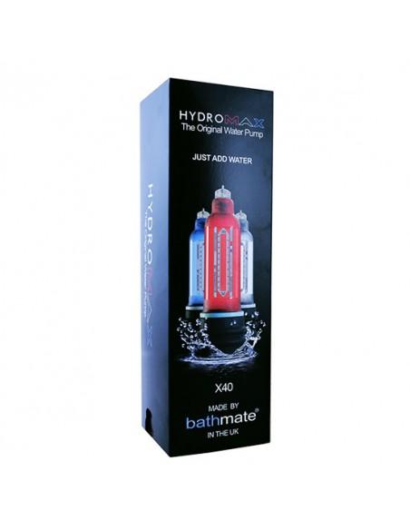 Bomba Para O Pénis Bathmate Hydromax X40 Transparente - PR2010314135