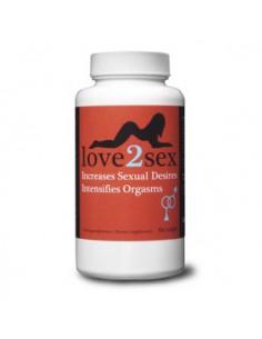 Cápsulas Estimulantes Love2sex