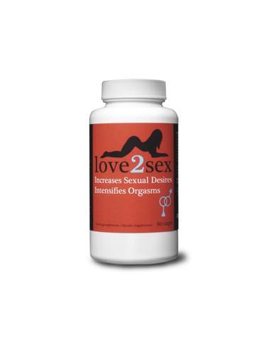 Cápsulas Estimulantes Love2sex - PR2010301823