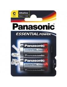 2 Pilhas C Lr14 Alcalinas Panasonic