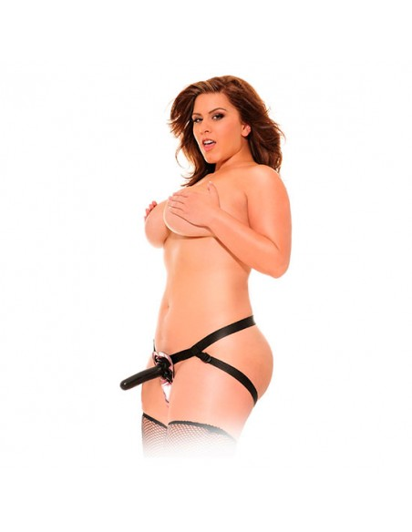 Strap-On Plus-Size Lovers Fetish Fantasy Series - PR2010313406