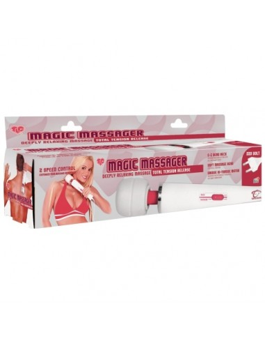 Massajador Magic Massager Branco - PR2010320532