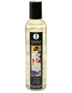 Óleo De Massagem Shunga Sensation Lavanda