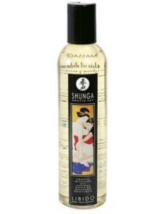 Óleo De Massagem Shunga Libido Frutos Exóticos