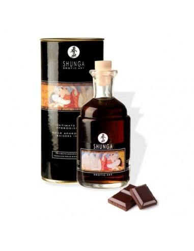 Óleo Afrodisíaco Shunga Chocolate - 100ml - PR2010300055