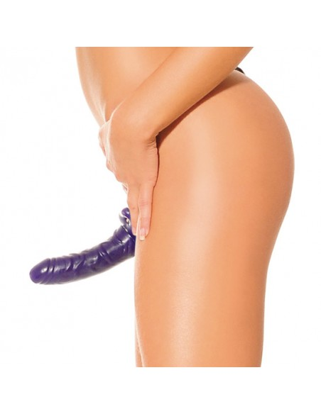 Strap-On Oco Com Vibração Vibrating Hollow Strap-On Fetish - PR2010317884