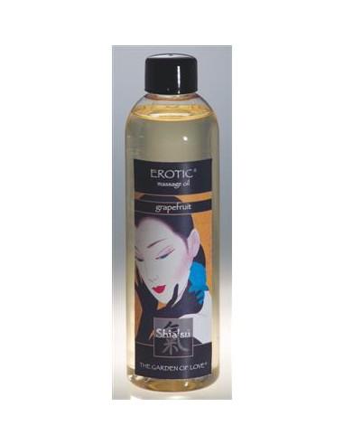 Óleo De Massagem Shiatsu Erotic Toranja - 250ml - PR2010300217