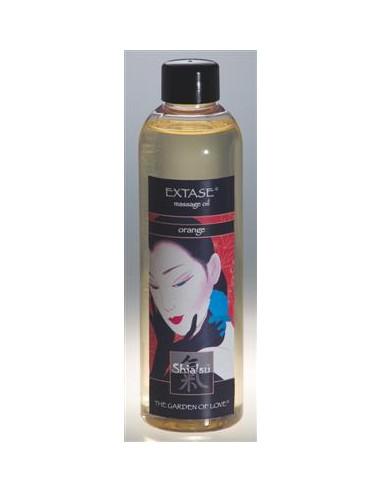 Óleo De Massagem Shiatsu Extase Laranja - 250ml - PR2010300214