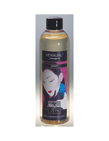 Óleo De Massagem Shiatsu Sensual Jasmim - 250ml - PR2010300213