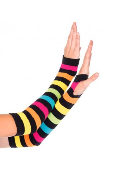 Luvas Aquecedor de braços Neon