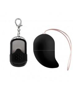 Ovo Vibratório G-Spot Egg Preto Pequeno