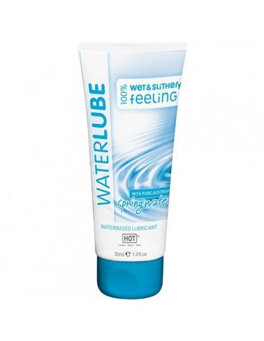 Lubrificante Com Água Da Nascente Hot Waterlube - 30ml - PR2010318864