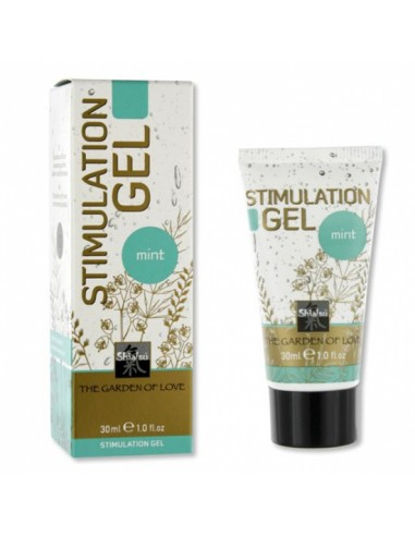 Gel Estimulante Shiatsu Stimulation Gel Menta - 30ml - PR2010301941