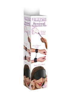 Kit Sensual Seduction Fetish Fantasy Series - PR2010299473