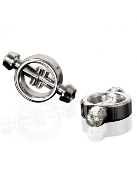Pinças Magnéticas Para Os Mamilos Metal Wörx
