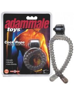 Anel Vibratório Adam Male Toys Cock Rope