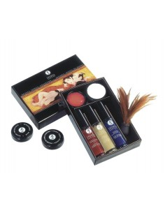 Conjunto Shunga Segredos De Geisha
