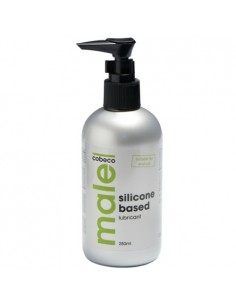 Lubrificante À Base De Silicone Male - 250ml - PR2010320134