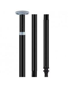 Varão Professional Dance Pole Preto - PR2010321727
