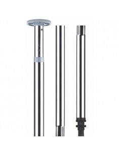 Varão Professional Dance Pole Prateado - PR2010321724