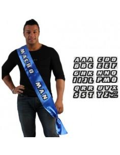 Faixa Personalizável Azul