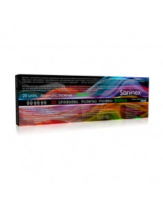 Saninex Incenso Feromonas Aromático Erótico - PR2010322229